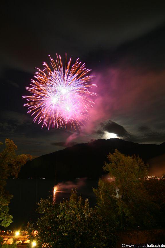 Feuerwerk am 9.9.2012 in Limone
