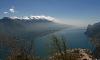 Blick vom Punta dei Larici in Richtung Sirmione