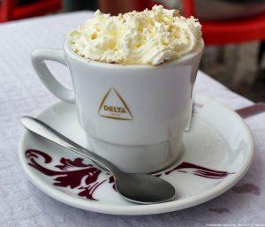 Gestand und Kaffee