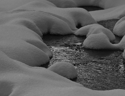 Ist die Wasserwirtschaft auf die wahrscheinlich kommende kleine Eiszeit 2030 vorbereitet?