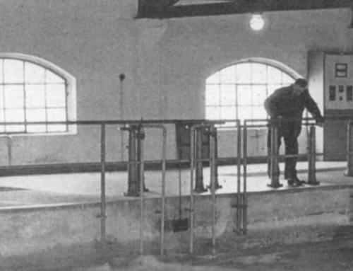 100 Jahre Wasserwerk Buckau